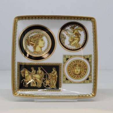 Versace Tribute Square Dish