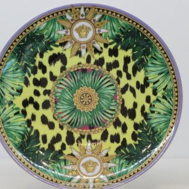 Versace Jungle Animal Wild Plate